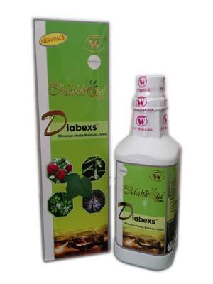 Jus DIabexs | Herba Kencing Manis & Diabetes